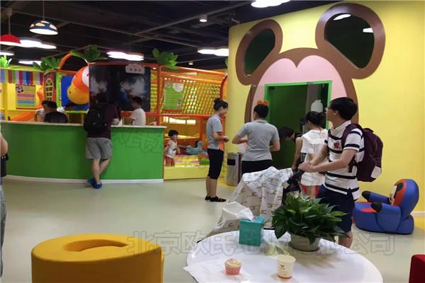 运动地胶--宁波红黄蓝幼儿园成功案例