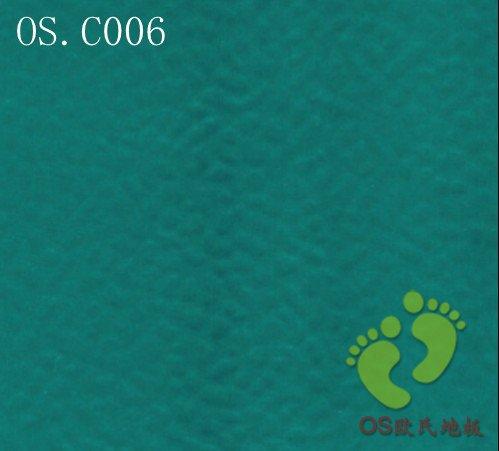 OS.C006羽毛球运动地胶
