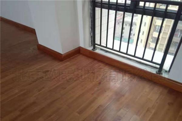 运动木地板--广东佛山新希望康复中心成功案例