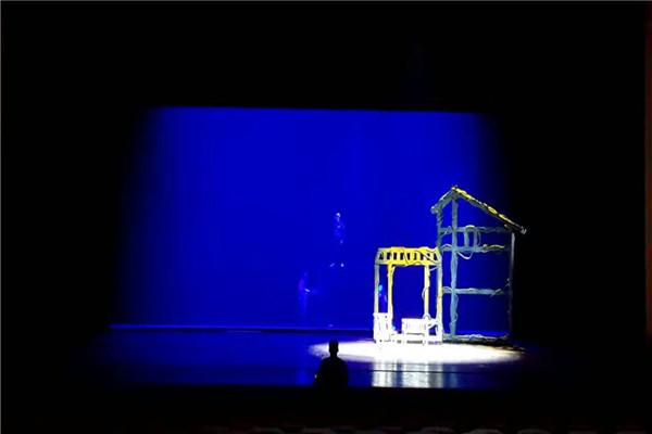 舞台地胶--陕西宾馆成功案例